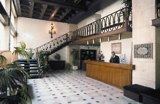 Hotel Alif Avenidas Lounge/Empfang