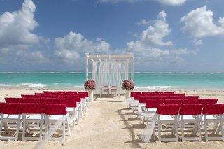 Hotel Grand Palladium Bavaro Suites Resort & Spa Hochzeit