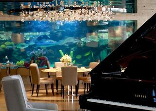 Hotel Centara Grand Phratamnak Resort Pattaya Restaurant