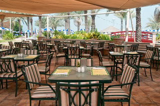Hotel Radisson Blu Hotel & Resort Abu Dhabi Corniche Terasse