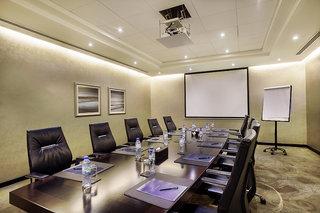 Hotel Radisson Blu Hotel & Resort Abu Dhabi Corniche Konferenzraum
