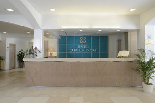 Hotel Corte Rosada Resort & Spa - Erwachsenenhotel Lounge/Empfang