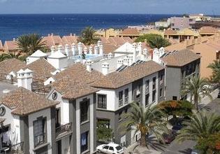 Hotel Las Mozas Landschaft