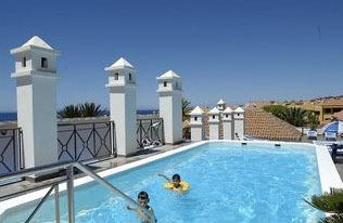 Hotel Las Mozas Pool