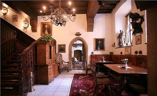 Hotel Eisenhut Lounge/Empfang