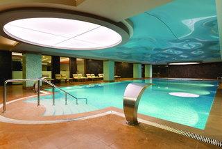 Hotel Ramada Plaza Antalya Hallenbad