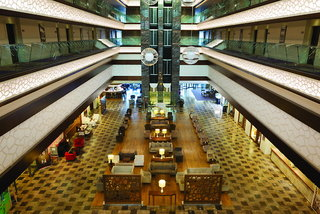 Hotel Ramada Plaza Antalya Lounge/Empfang