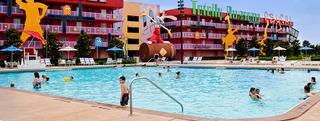 Hotel Disney´s All Star Sports Resort Pool
