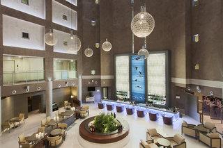 Hotel Doubletree by Hilton Olbia Sardinia Lounge/Empfang