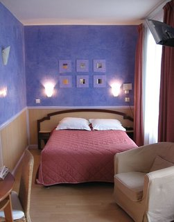 Hotel Glasgow Monceau Wohnbeispiel