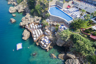 Hotel Ramada Plaza Antalya Außenaufnahme
