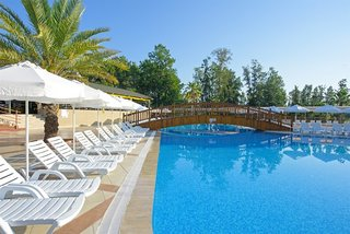 Hotel Club Hotel Sidelya Pool