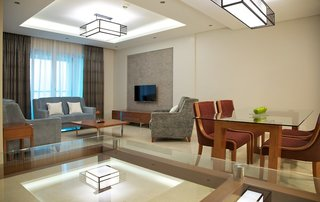 Hotel Millennium Executive Apartments Wohnbeispiel