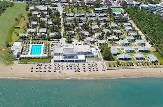 Hotel Civitel Creta Beach Luftaufnahme