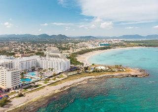 Hotel Palia Sa Coma Playa Außenaufnahme