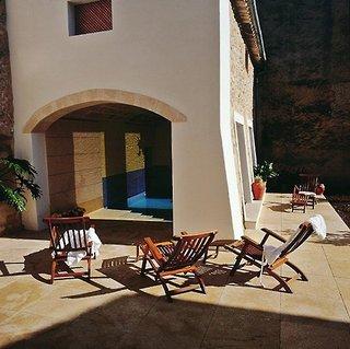 Hotel Hotel Ca´n Moragues Terasse