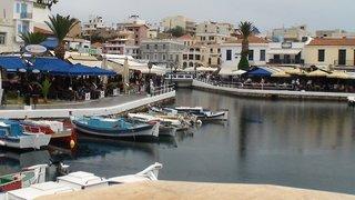 Hotel Wyndham Grand Crete Mirabello Bay Meer/Hafen/Schiff
