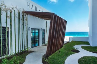Hotel Oleo Cancun Playa Außenaufnahme
