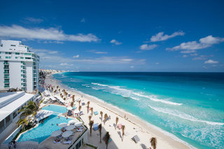 Hotel Oleo Cancun Playa Strand