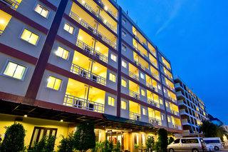 Hotel Golden Sea Pattaya Außenaufnahme