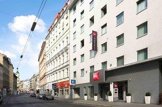 Hotel ibis Wien City Außenaufnahme