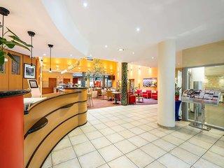 Hotel ibis Wien City Lounge/Empfang