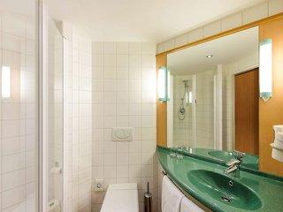 Hotel ibis Wien City Badezimmer