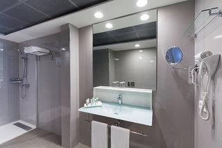 Hotel HSM President Golf & Spa Badezimmer