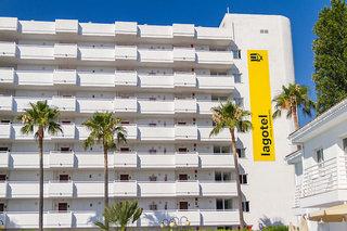 Hotel Eix Lagotel Hotel & Apartamentos Außenaufnahme
