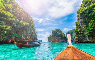Hotel 10-tägige Südthailand-Rundreise Landschaft