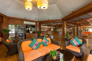 Hotel Best Western Phuket Ocean Resort Lounge/Empfang
