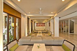 Hotel Sunshine Hotel & Residences Lounge/Empfang