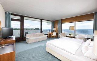 Hotel Maritim Strandhotel Travemünde Wohnbeispiel