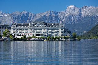 Hotel Grand Hotel Zell am See Außenaufnahme
