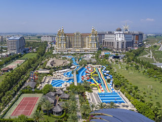 Hotel Royal Holiday Palace Luftaufnahme