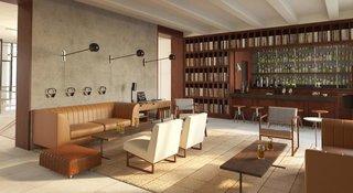 Hotel Arlo NoMad Lounge/Empfang