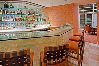Hotel Holiday Inn Long Island City Manhattan View Bar