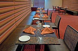 Hotel Holiday Inn Long Island City Manhattan View Restaurant