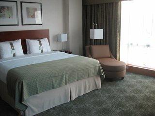 Hotel Holiday Inn Long Island City Manhattan View Wohnbeispiel