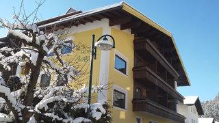 Hotel Mozart Außenaufnahme