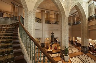 Hotel Sheraton Abu Dhabi Hotel & Resort Lounge/Empfang