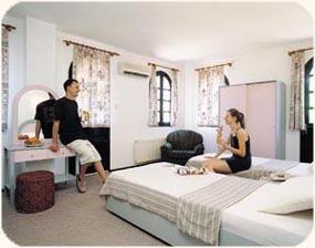 Hotel Altinsaray Wohnbeispiel