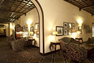 Hotel Grand Hotel Baglioni Florenz Lounge/Empfang