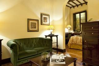 Hotel Grand Hotel Baglioni Florenz Wohnbeispiel