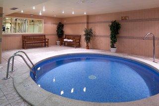 Hotel H TOP Calella Palace Family & Spa Hallenbad