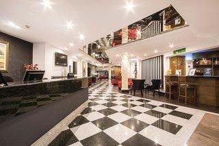 Hotel Pergola Hotel & Spa Lounge/Empfang