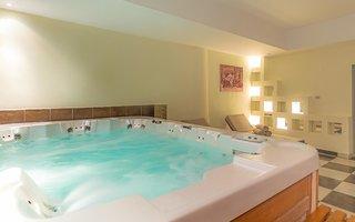 Hotel Hawaii Riviera Aqua Park Resort Hallenbad