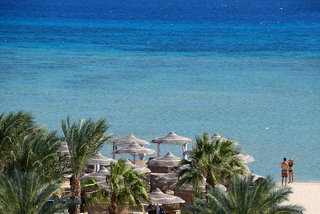 Hotel Amwaj Blue Beach Resort & Spa Strand