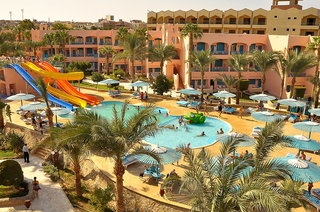 Hotel Le Pacha Resort Pool