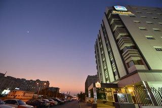 Hotel Best Western Premier Muscat Außenaufnahme